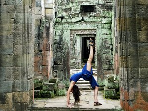 13 Tage Intensives Ashtanga Yoga Retreat & Fotografie Ratgeber in Siem Reap, Kambodscha