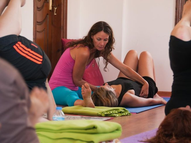 New year Gentle yoga and Meditation Weekend retreat