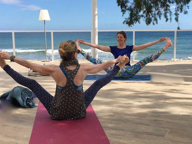 8 Days Luxury Yoga Retreat in Crete, Greece