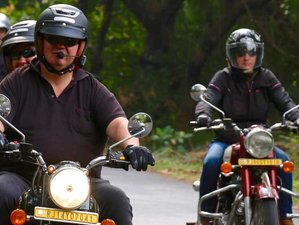 14 Day Spice Route Guided Motorcycle Tour in South India