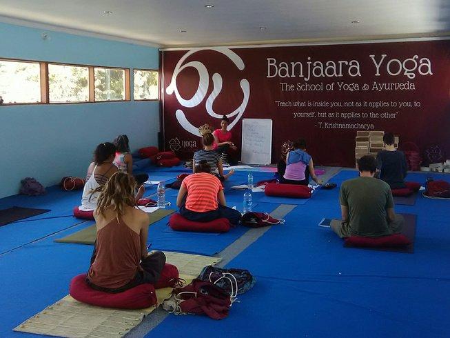 14 Days 100-Hour Hatha Yoga TTC in Dharamsala