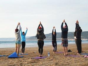 8 Tage Wundervolles Yoga und Surf Camp in Tamraght, Souss-Massa, Marokko
