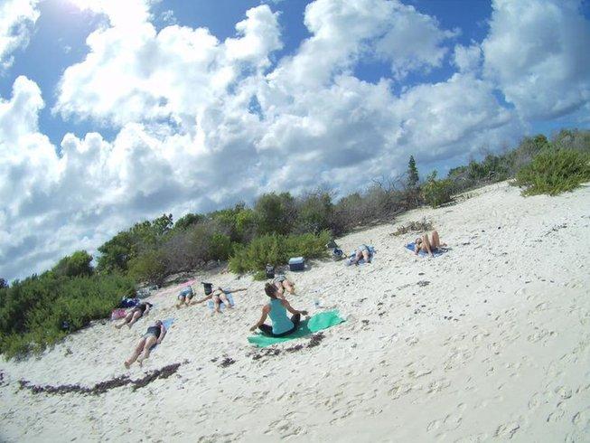 8 días retiro de yoga SUP y semana de kiteboard en Langebaan, Sudáfrica