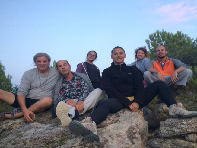 7 Days Transcendental Spiritual Retreats of Ancestral Healing Yoga Retreat in Hortunas, Spain