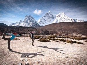 15 Day Exhilarating Everest Yoga Trek and Yoga Holiday in Kathmandu, Nepal