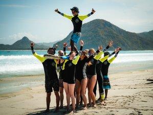 8 Tage Surferlebnis für Anfänger und Fortgeschrittene in Südlombok, Indonesien
