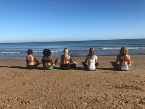 4-Daags Yoga Pinksterweekend in een Schitterd Natuurgebied in Alicante, Spanje