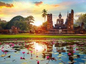 1 Month VIP Muay Thai, Western Boxing Camp, Yoga, meditation & tours in Phitsanulok, Thailand