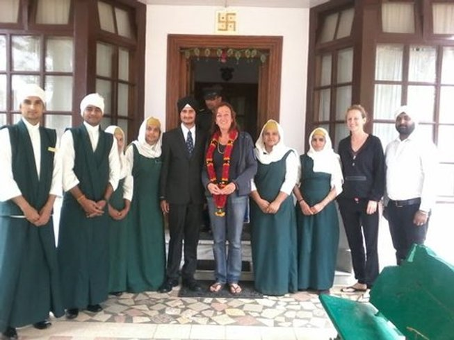 6 Weeks Agnihotra and Yoga Retreat in India