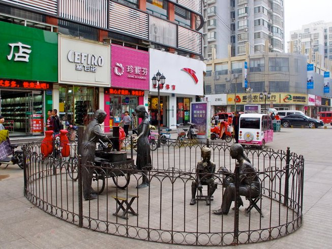 7 Months Sanda and Shaolin Kung Fu Training in Tengzhou City, China