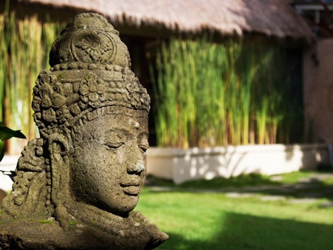 7 Day Transcendental Meditation and Private Yoga Retreat in Bali, Indonesia
