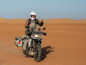 11 Day Atlas and Desert Guided Motorcycle Tour in Spain and Morocco