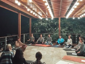 30 Day Sober Retreat: Rooted in Yoga and Meditation, Puerto Vallarta, Mexico