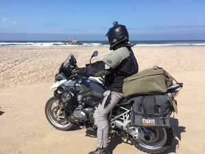 15 Days Spectacular Guided Motorbike Tour and Safari South Africa and Nambia