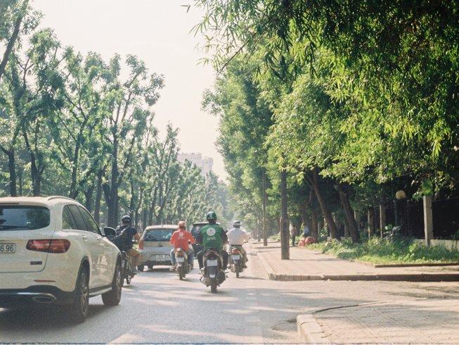 Multi-city tour: Hanoi to Ho Chi Minh