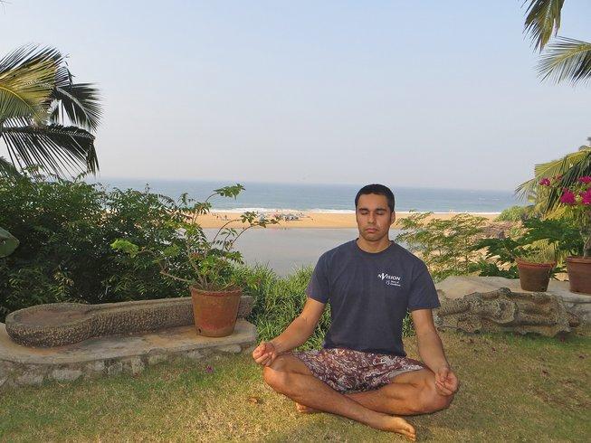 13 days Ayurvedic Healing and Yoga Retreat in Kerala, India