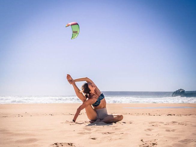 7 Days Yoga and Surf Camp in Portugal