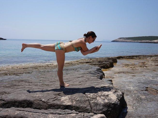 8 días retiro de yoga en Vis Island, Croacia