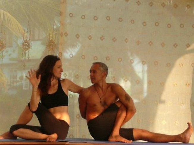 27 Tage 200-Stunden Level 1 Yogalehrer Ausbildung in Spanien