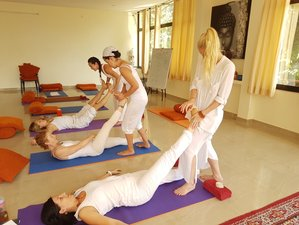 28 Days 300-Hour Yoga TTC in Rishikesh, India