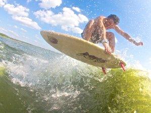 8 Days Recharge Surf Camp Thailand