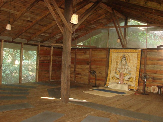 3 Days Vincular Movement Yoga Retreat in Mexico
