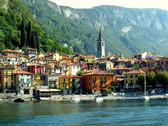 9 Days Lakes District and Wine Tasting Italy