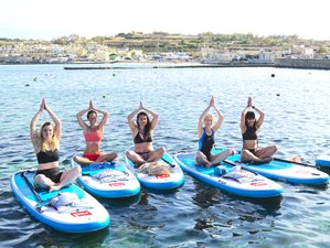 2 Day Online 25-Hour SUP Yoga Teacher Training with Lifetime Access to E-learning Training