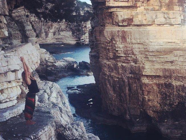 5 Days Dynamic Yoga Retreat in Paxos Island, Greece