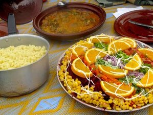 5 Days Cooking Holiday in Morocco