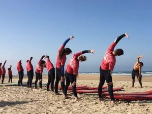 8 Day Yoga and Surf Vacation in the Designer Hostel Located in the Middle of the Old Town, Conil