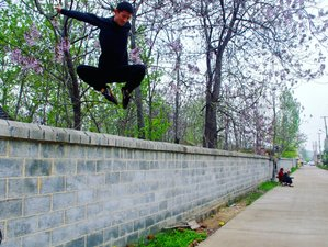 10 Month Kung Fu, Sanda and Acrobatics Training in Tengzhou, Shandong