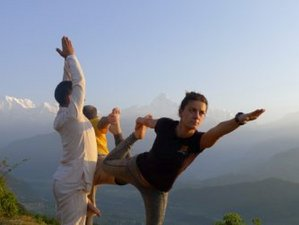 10 Days Spiritual Yoga Retreat in Nepal