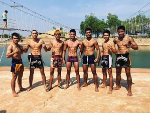 14 Day Fight Camp and Kun Khmer Kickboxing Training in Siem Reap