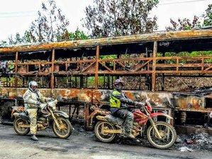 3 Days Adventurous Motorcycle Tour in Mekong Delta, Vietnam