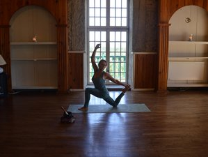 11 Days 80-Hour Yoga Teacher Training Module in France