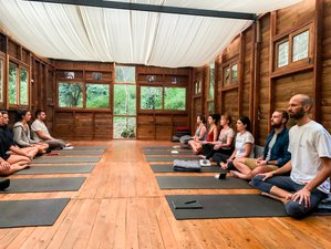 1 Week Meditation and Yoga Retreat in Guatapé, Antioquia