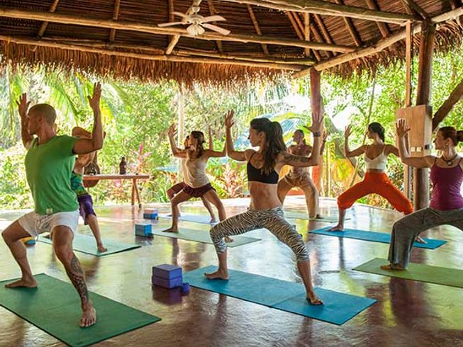 8 Days Kettlebell Training, Detox, and Yoga Retreat in Guanacaste, Costa Rica
