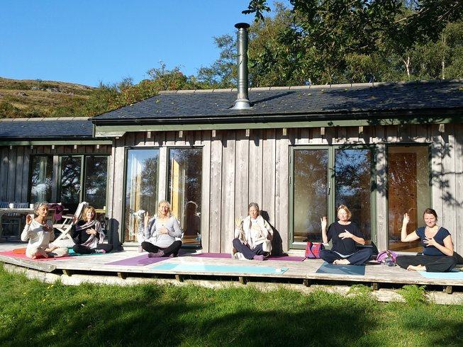 7 Days Spiritual and Shamanic Detox, Meditation and Yoga Retreat Scotland