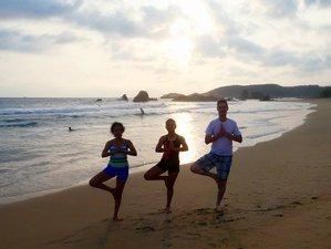 9 Days Magical Yoga Retreat Oaxaca, Mexico