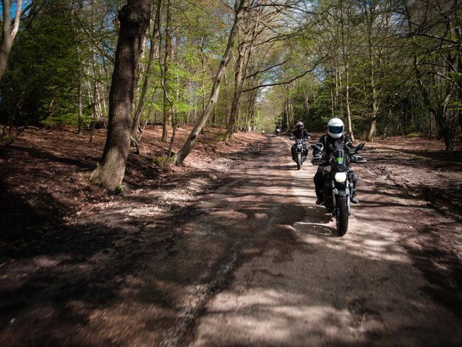 5 Days Guided Motorbike Tour UK