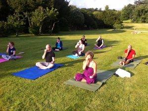 3 Tage Luxus Wochenende mit Ayurveda, Meditation, Detox und Yoga Urlaub in Großbritannien