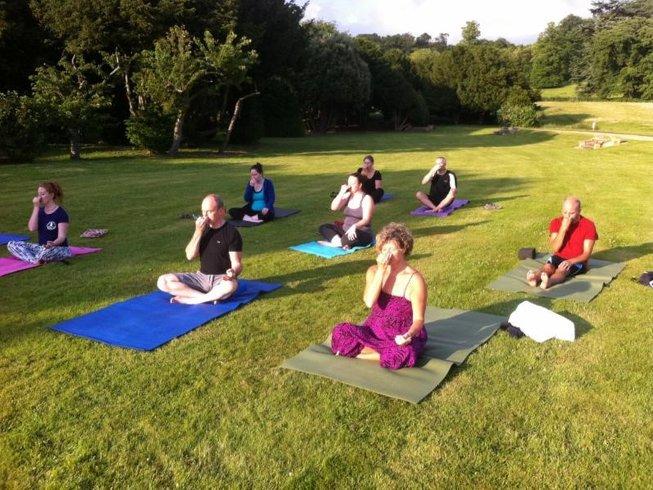 3-Daagse Lente Luxe Weekend Ayurveda, Yoa, Detox en Meditatie Retraite in Engeland