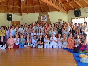 11 Days Stress Management Yoga Teacher Training Portugal