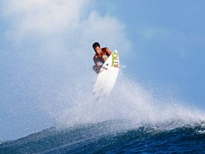 8 Days Exciting Surf Camp in Kaafu Atoll, Maldives