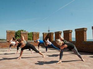 7 Days Yoga Retreat in Tuscany, Italy