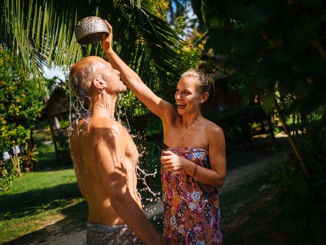 8 Tage Energetischer Yoga Urlaub auf Koh Phangan, Thailand