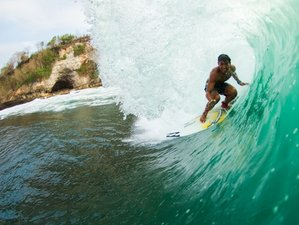 8 Days Breathtaking Surf Holiday in Badung, Bali