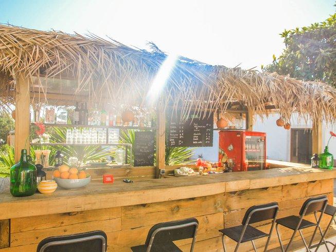 8 Days BIG SUP Week in Sargacal, Lagos, Portugal