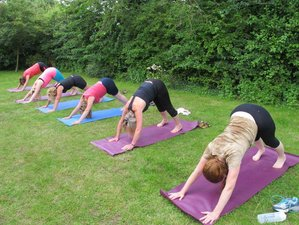 3 Tage Fitness und Yoga Retreat in Woodbridge, Großbritannien